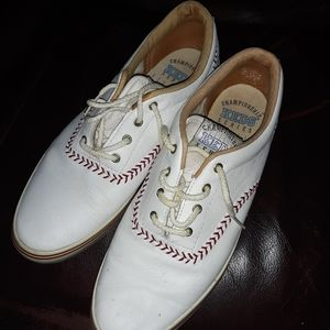 KEDS leather championship sneakers